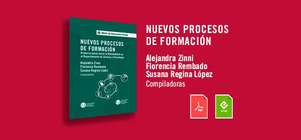 """Nuevo libro: """"Nuevos procesos de formación"""""""